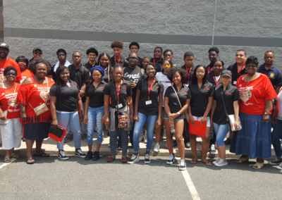 R U Ready for work Summer Enrichment group picture