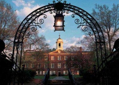 Old Queens, Rutgers University