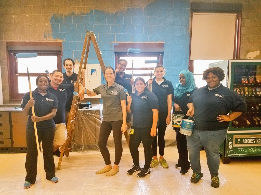 Shabazz School Day of Service