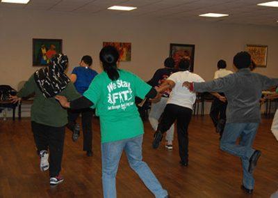 photos of dance class