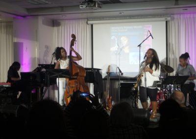 Jazz Concert Mimi Jones' Fantastic Four Ensemble